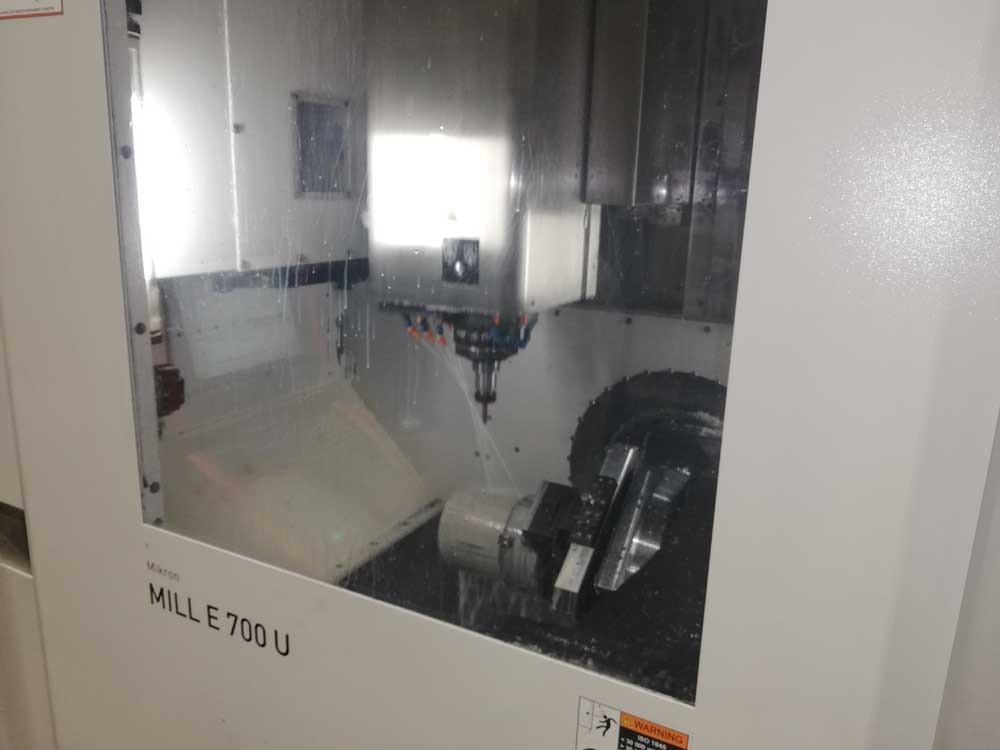Mill E 700